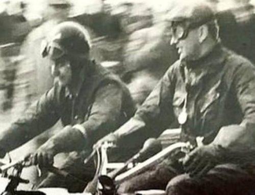 Tony Godfrey, il misterioso motociclista …